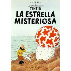 Tintin la estrella misteriosa
