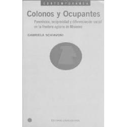 Colonos y ocupantes :...