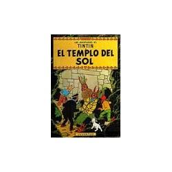 Tintin el templo del sol