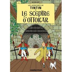Tintin. Le sceptre d'...