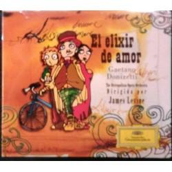 El elixir de amor + CD