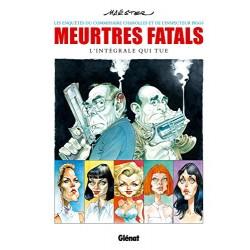 Meurtres fatals....