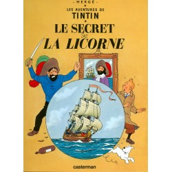 Tintín Le Secret de la...