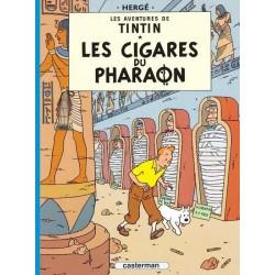 Tintin  Les cigares du...