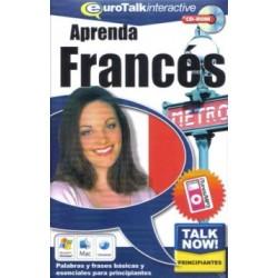 Aprenda francés CD....