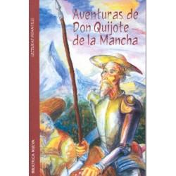 Aventuras de Don Quijote de...