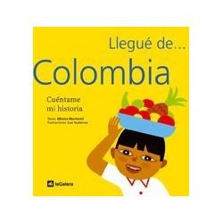 Llegué de Colombia