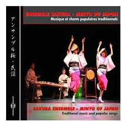 Minyo Du Japon de Ensemble...