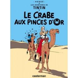 Tintín Crabe aux pinces d'...