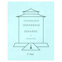 Vocabulario indonesio español