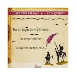 Póster 4 Don Quijote. Don Quijote de la Mancha y el caballero de la blanca luna