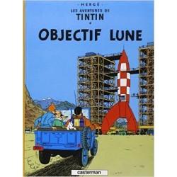 Tintín Objectif Lune (francés)