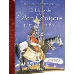 El libro de Don Quijote...
