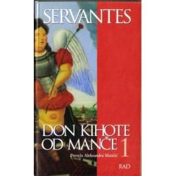 Don Quijote en Serbio