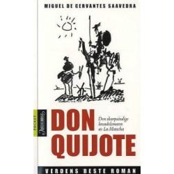 Don Quijote en noruego