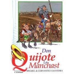 Don Quijote en estonio...