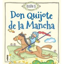 ¿Quién es Don Quijote de la...