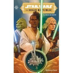Star wars: The high republic nº1. El miedo no existe.
