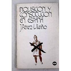 Inquisición y constitución...