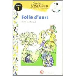 Folie d'ours + CD