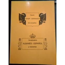 Vocabulario albanés español