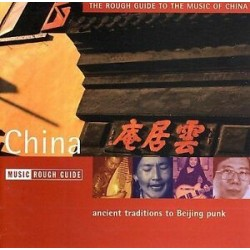 Rough Guide to China CD