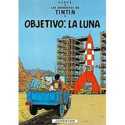 Tintin objetivo la luna