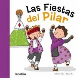 Las fiestas del Pilar. Roberto Malo y Blanca BK