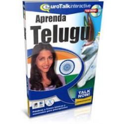 Aprenda Telugu CD....