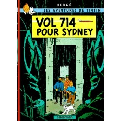 Tintin Vol 714 pour Sydney...