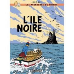 Tintin  L' Ile Noire (francés)