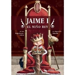 Jaime I el niño Rey. Sargantana