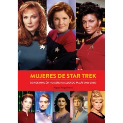 Mujeres de Star Trek, donde ningún hombre ha llegado jamás (1966-2005). Diábolo