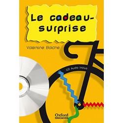 Le cadeau-surprise + CD