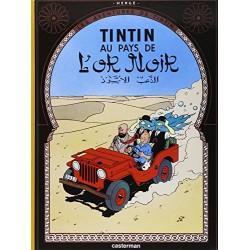 Tintin. Au pays de l' or noir