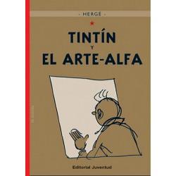 Tintin y el arte-alfa. El...