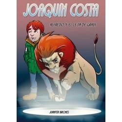 Joaquín Costa. Alfredo y el león de Graus