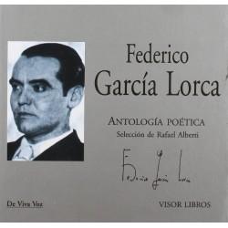 Antología poética. Lorca- CD