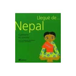 Llegué de Nepal