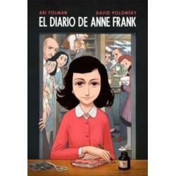 EL DIARIO DE ANNE FRANK (NOVELA GRAFICA)