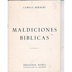Maldiciones bíblicas