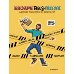 Escape brush book. Juegos...