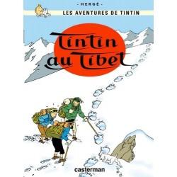 Tintin au Tibet (francés)