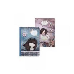 Anekke pack 2 cuadernos