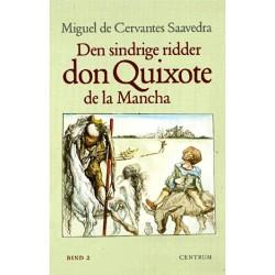 Don Quijote en Danés. Tomo 2