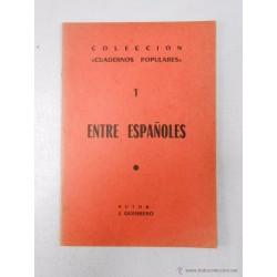 Entre españoles